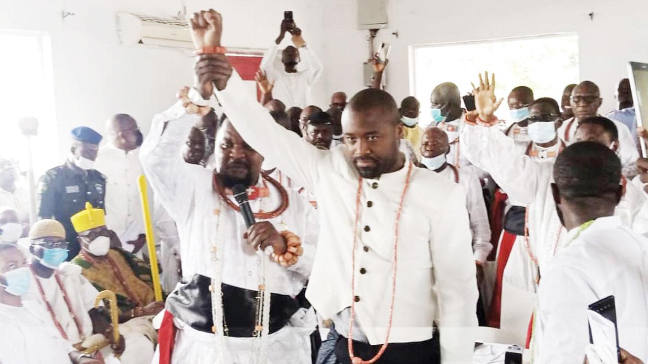 Prince Emiko emerges new Olu of Warri designate   The Guardian Nigeria News  - Nigeria and World NewsNigeria — The Guardian Nigeria News – Nigeria and  World News