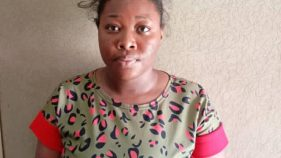 Suspect arrested by NDLEA