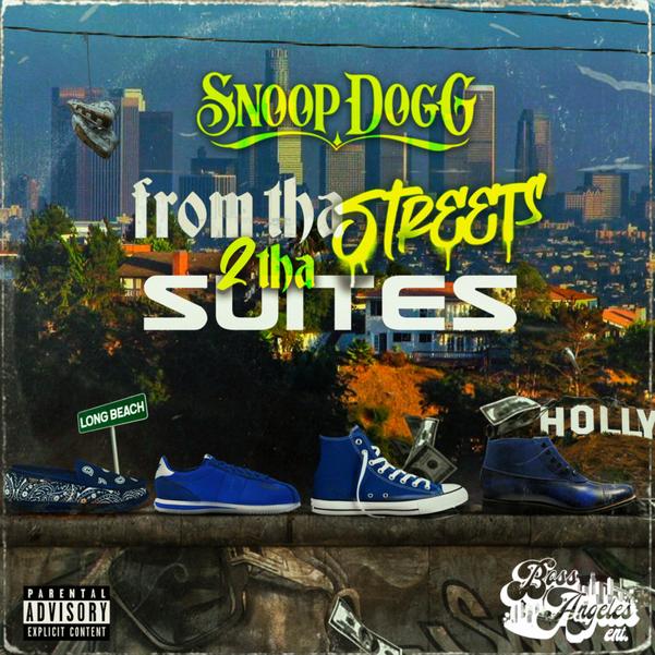 """Tha Streets 2 Tha Suites"" album cover | Snoop Dogg"