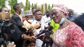 Parent of an abducted Kaduna university student