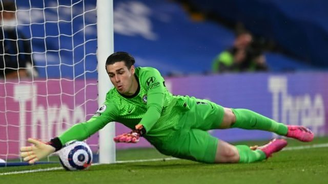 Kepa 'deserves' to start for Chelsea in FA Cup final, says Tuchel
