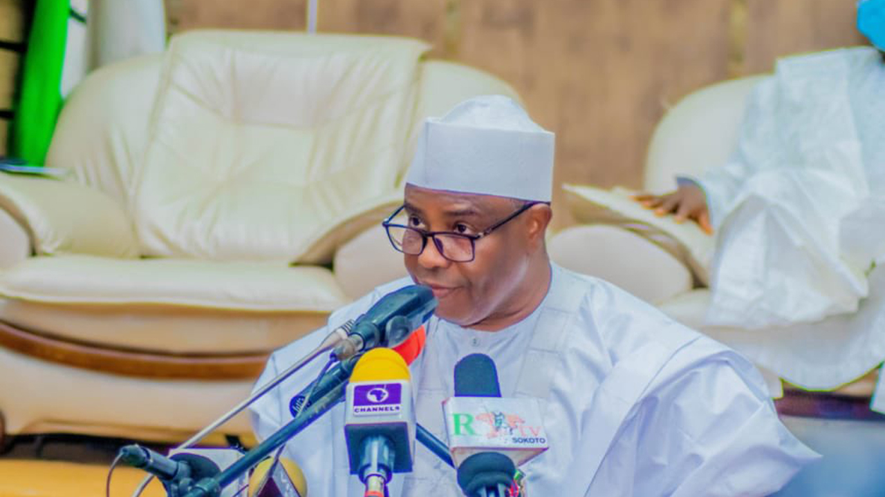 Subjecting INEC power to NCC is unconstitutional – Tambuwal | The Guardian  Nigeria News - Nigeria and World News — Politics — The Guardian Nigeria  News – Nigeria and World News