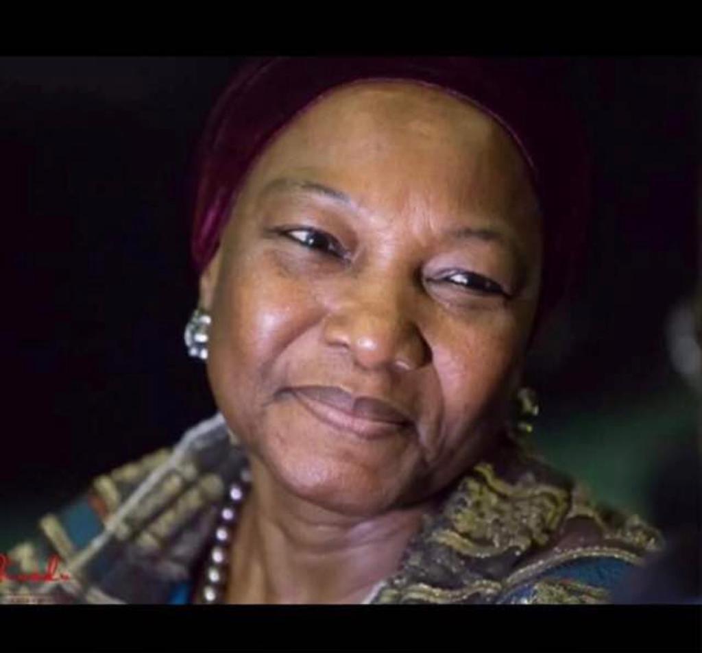 Dr. Ajoke Murtala Muhammed