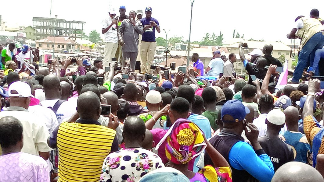 Yoruba Nation agitators converge on Osogbo, demand independenceNigeria —  The Guardian Nigeria News – Nigeria and World News
