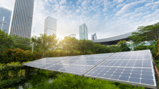 Firm advocates adoption of alternative energy