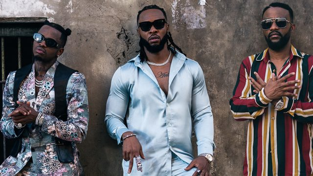 Listen: Flavour Features Fally Ipupa, Diamond Platnumz In New Single 'Berna Reloaded'