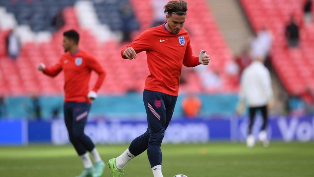 Grealish starts for England against Czech Republic at Euro 2020