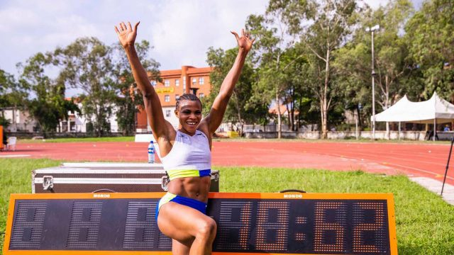 Team Nigeria relay teams fail to pick tickets in Lagos