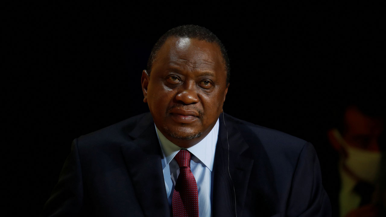 Kenya president hails Pandora Papers but stays quiet on offshore claims