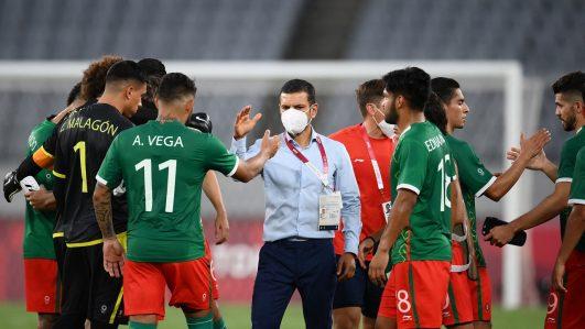Mexico beat France