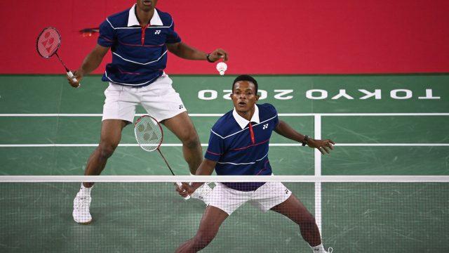 Team Nigeria loses to Japan in badminton event