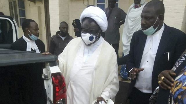 Shiite leader Zakzaky, wife held since 2015 regains freedom