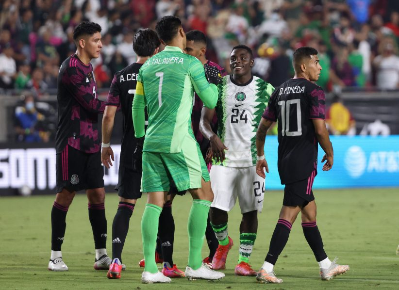 Super Eagles ridiculed Nigeria against Mexico, says Izilien — Sport — The  Guardian Nigeria News – Nigeria and World News