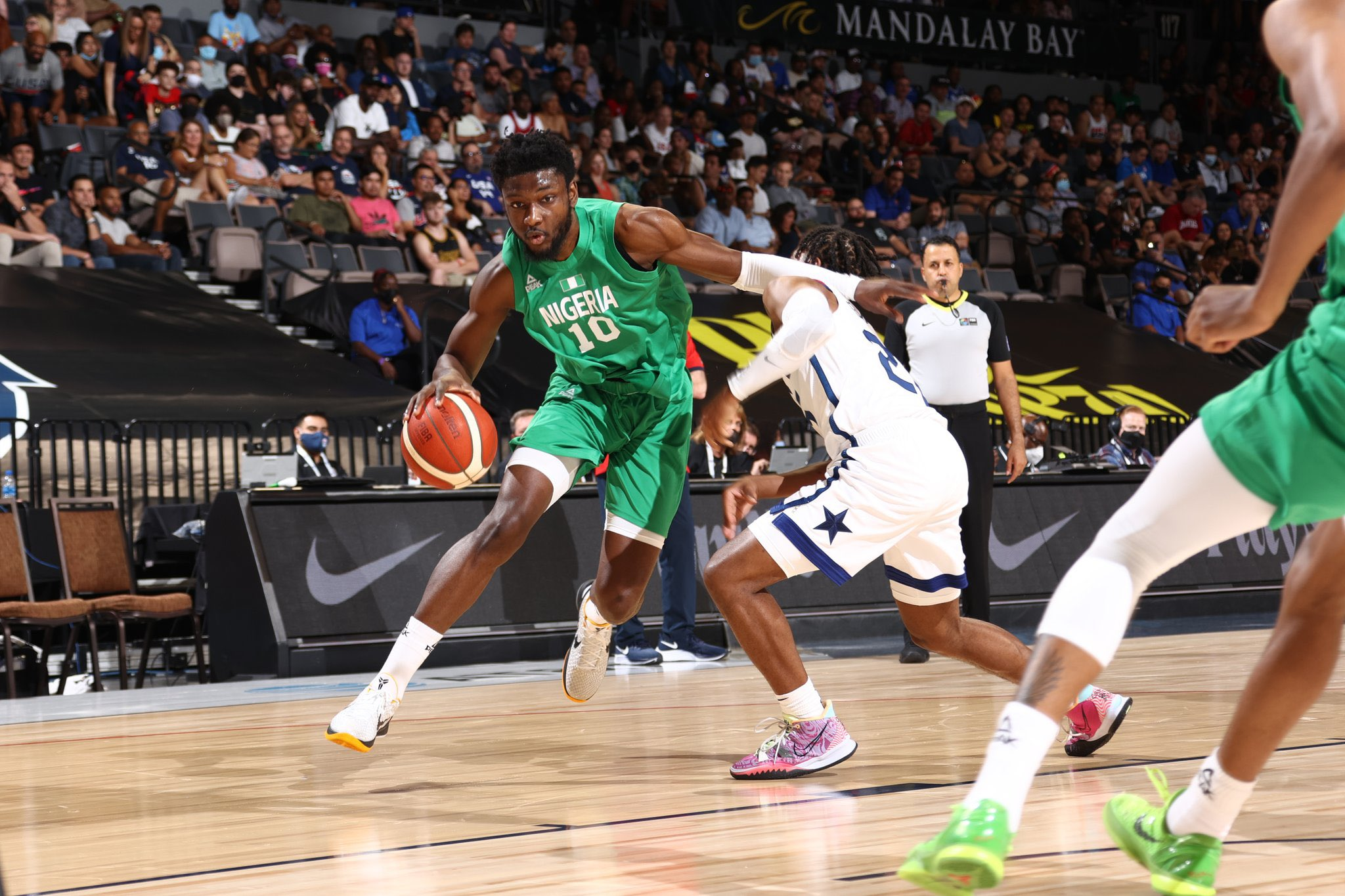 Nigeria stuns USA in pre-Olympic basketball exhibition game — Sport — The  Guardian Nigeria News – Nigeria and World News