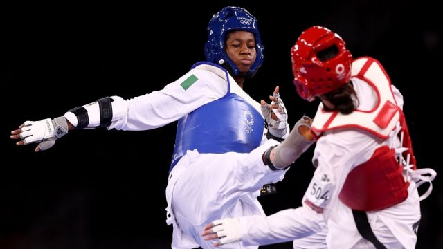 Anyanacho's Olympic dream ends in tears as minister, Chukwumerije console her