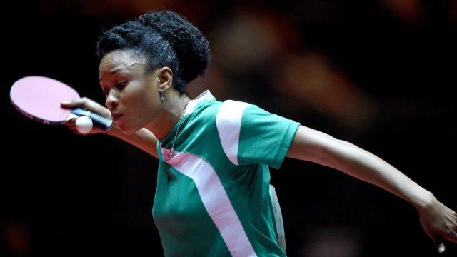 Table tennis: Oshonaike, Omotayo crash out, Edem progresses