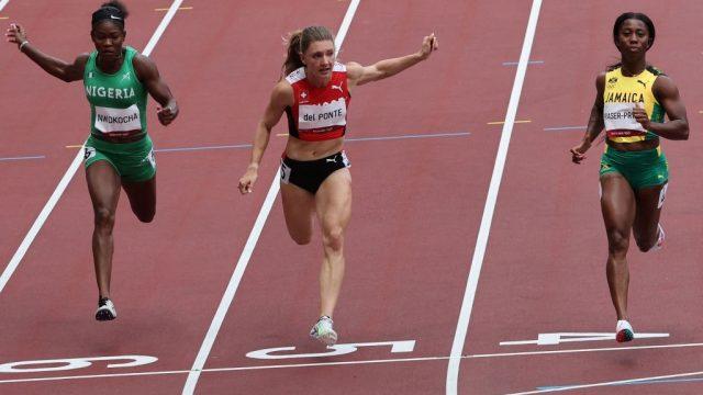 Tokyo Olympic Games: Grace Nwokocha seeks historical 100m final spot