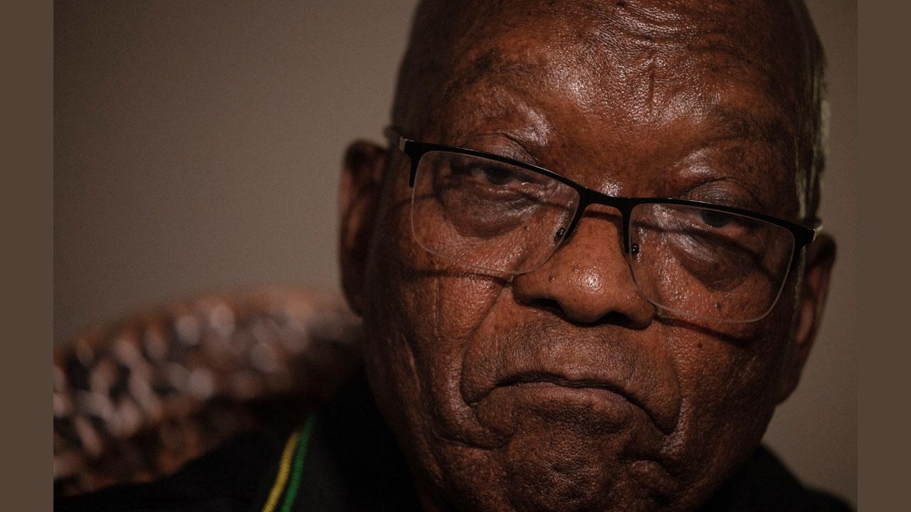 Zuma slams 'dictatorship' South Africa after jail sentence upheld