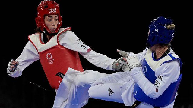 American teen Zolotic triumphs in taekwondo as Jones's dreams shattered