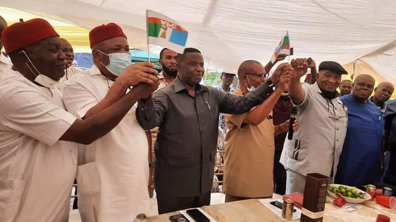 Former Imo State Governor Ohakim Defects To APC