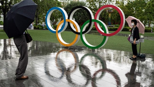 Tokyo 2020: Olympics organisers issue tropical storm warning