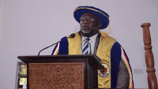 Prof Nnamdi Okechukwu Nwaodu