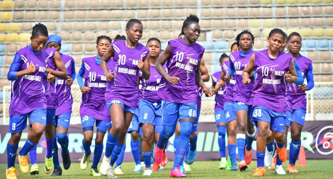 Rivers Angels depart for maiden CAF Women Champions League   The Guardian  Nigeria News - Nigeria and World News — Sport — The Guardian Nigeria News –  Nigeria and World News