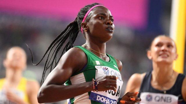 Tokyo Olympics: Tobi Amusan begins quest for 100m hurdles honour