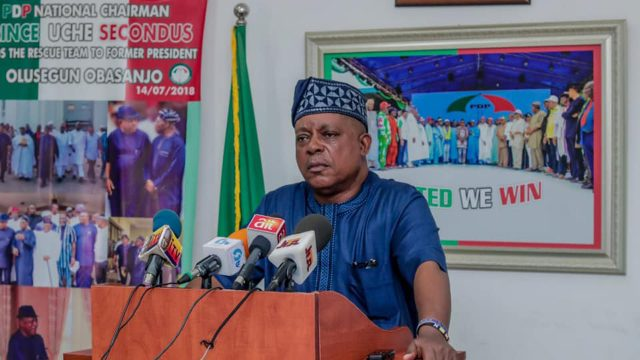 PDP governors insist on electronic transmission of election results