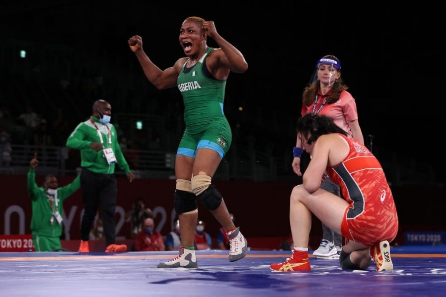 Former Olympic champion charges Oborududu to forget 'guaranteed silver' and  go for gold   The Guardian Nigeria News - Nigeria and World News — Sport —  The Guardian Nigeria News – Nigeria and World News