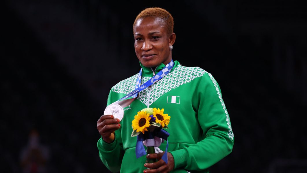 Tokyo 2020: Team Nigeria's Oborududu claims historic Olympic wrestling  silver medal | The Guardian Nigeria News - Nigeria and World News — Sport —  The Guardian Nigeria News – Nigeria and World News
