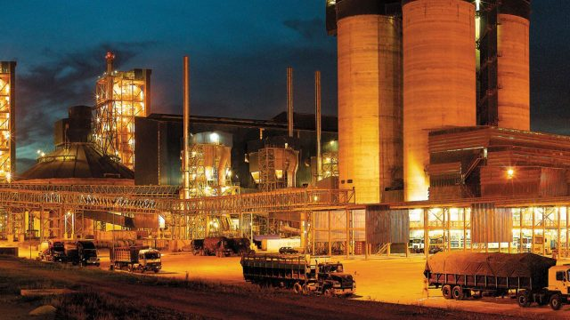 Dangote Cement, FBN, others push index to seven months high