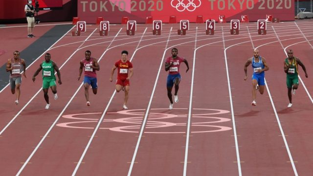 Olympic Games: Injury ends Adegoke's podium dream, as Italy's Jacobs wins  100m final | The Guardian Nigeria News - Nigeria and World News — Sport —  The Guardian Nigeria News – Nigeria and World News