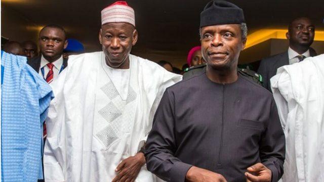 Osinbajo/Ganduje presidential posters surface in Kano | The Guardian  Nigeria News - Nigeria and World News — Politics — The Guardian Nigeria  News – Nigeria and World News