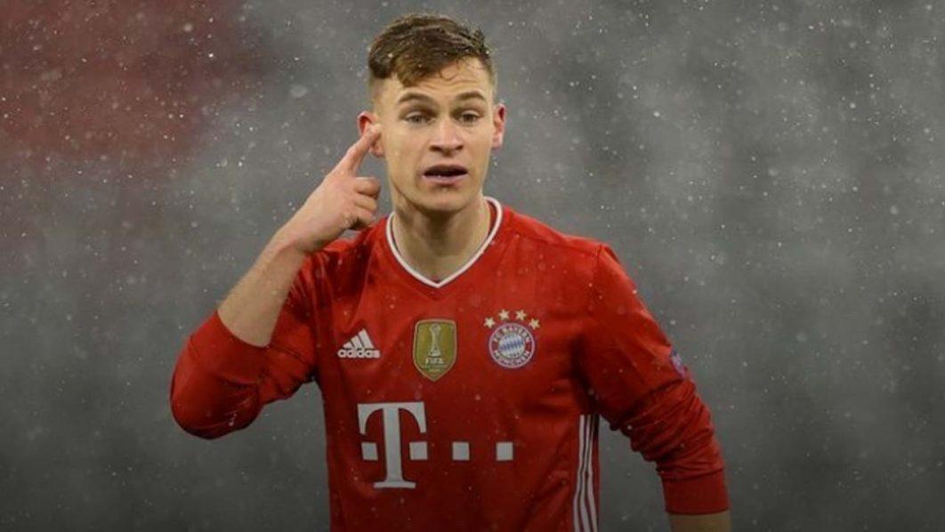 Kimmich set to sign bumper new deal at Bayern Munich