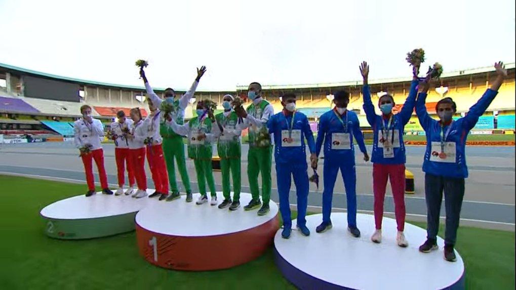 World Athletics U20 Championships: Nigeria wins historic 4x400m mixed relay  gold | The Guardian Nigeria News - Nigeria and World News — Sport — The  Guardian Nigeria News – Nigeria and World News