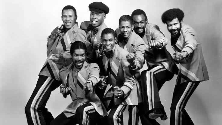 Kool & the Gang photographed circa 1970 | Image: Michael Ochs Archives/Getty Images