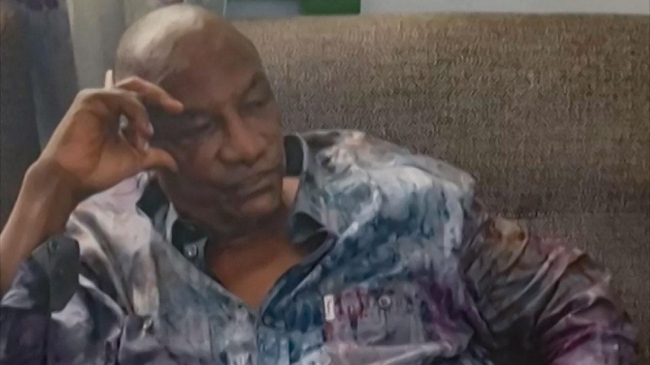 Guinea coup plotters ponder deposed president's future
