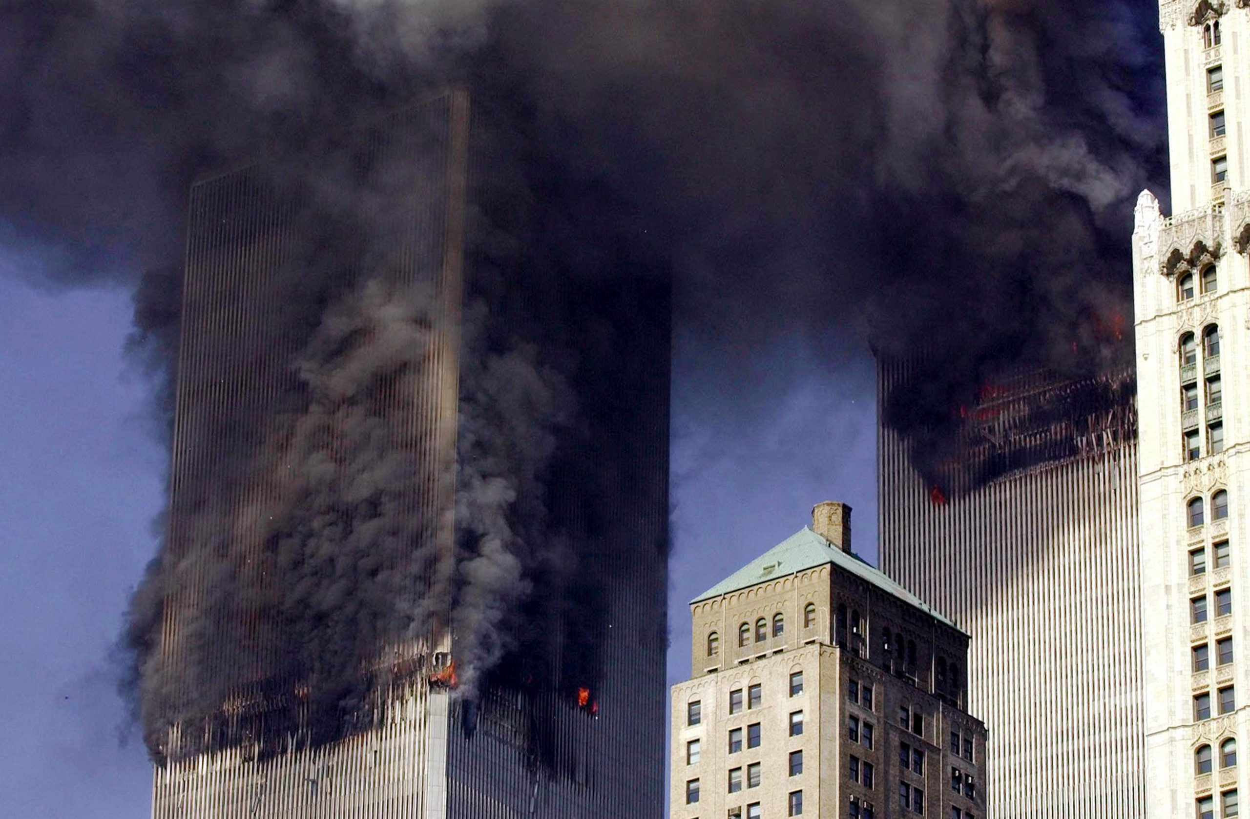 US honors 9/11 dead on 20th anniversary of attacks