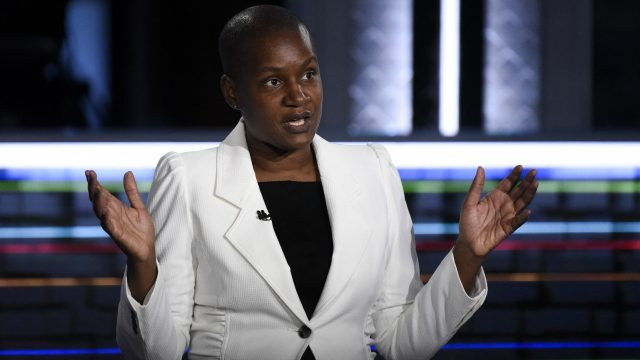 First Black woman to lead a political party in Canada resigns