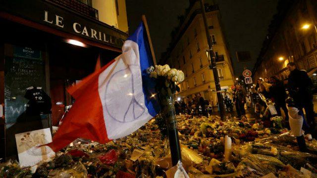 Paris carnage: November 13, 2015