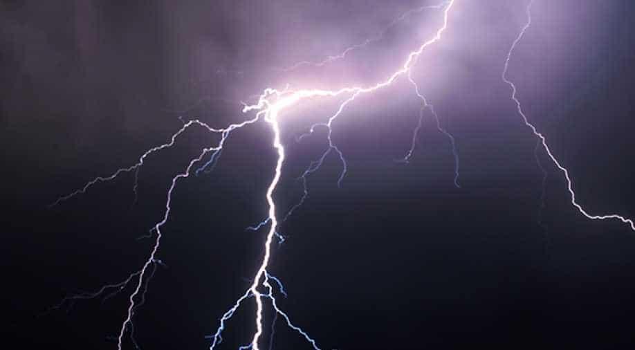 Lightning strike kills 14 in northwest Pakistan