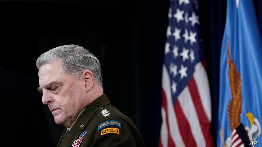 Afghan civil war 'likely': Top US general |
