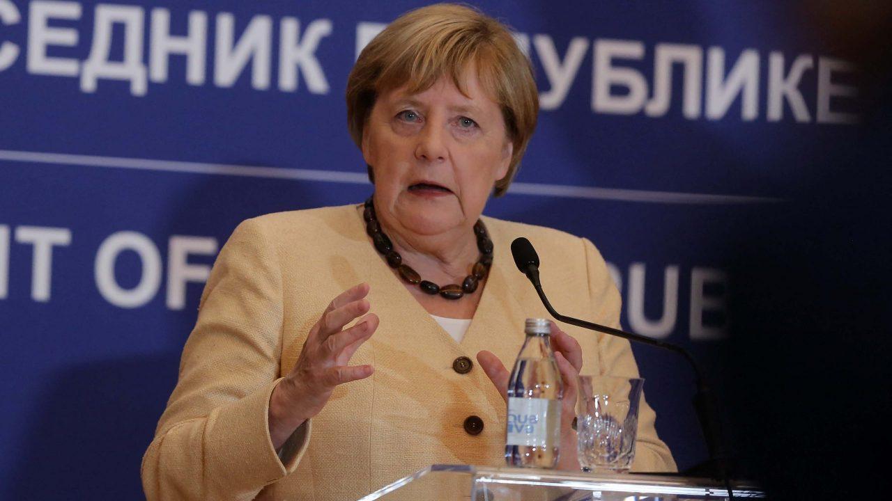 Merkel labels Balkans EU accession 'absolute geostrategic interest'