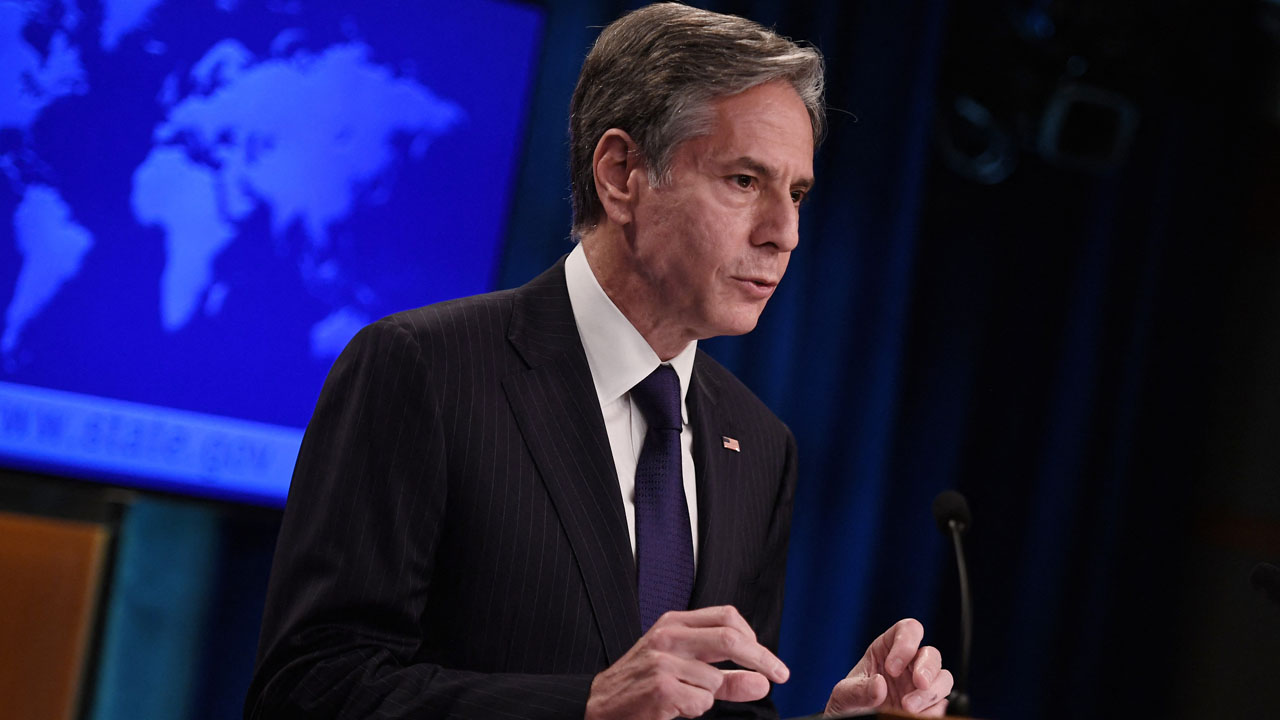 Blinken heads to Qatar on Afghan crisis mission |