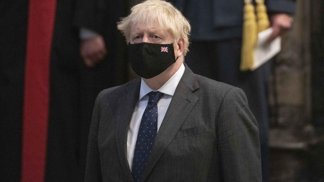 Britain's 'love of France is ineradicable': Boris Johnson