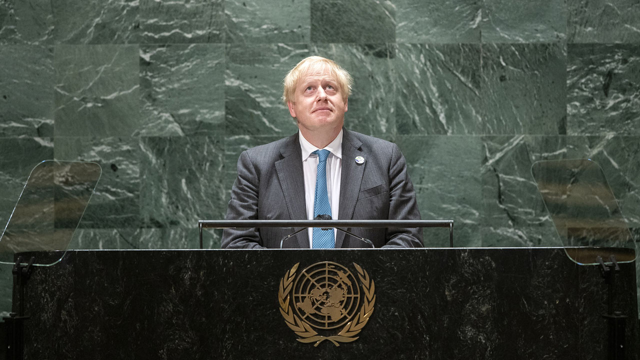 France says UK's Johnson offered to 're-establish cooperation' — World —  – Nigeria and World News