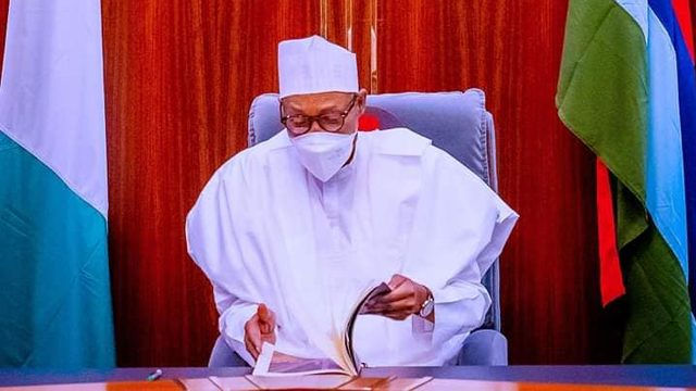 Buhari congratulates newly elected NUJ Executives