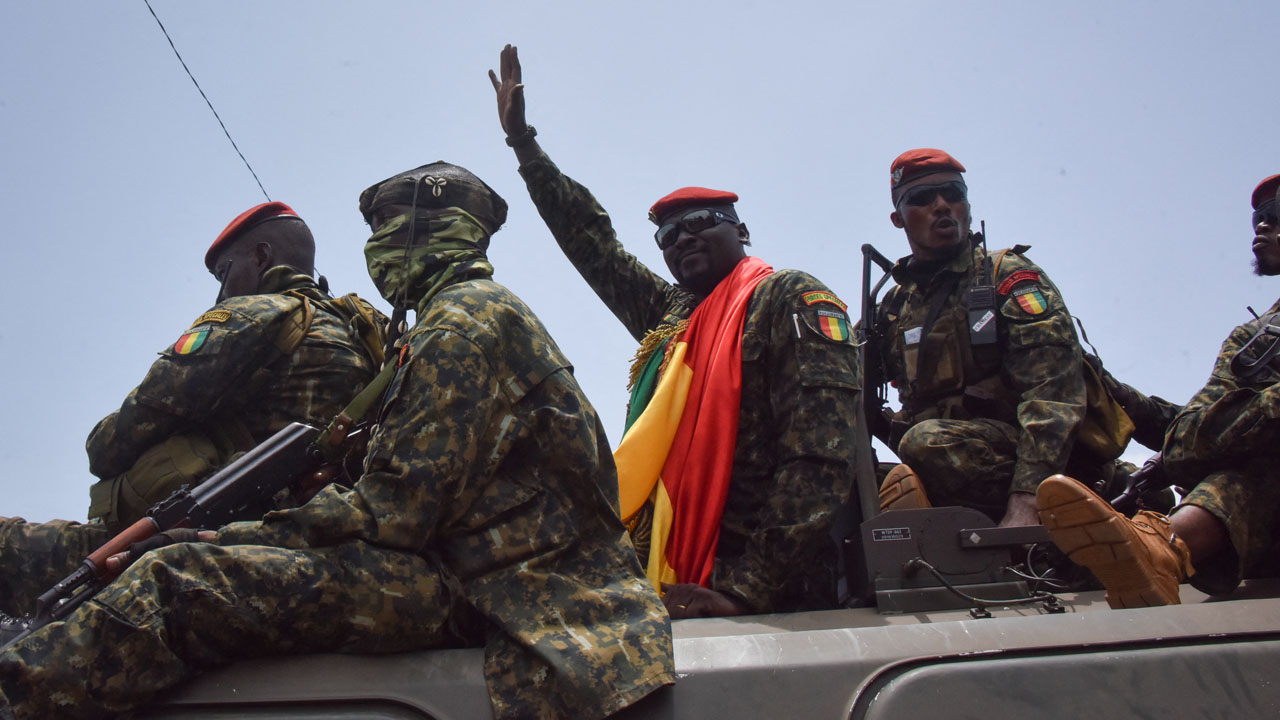 African Union suspends Guinea after coup — World —  – Nigeria and World News
