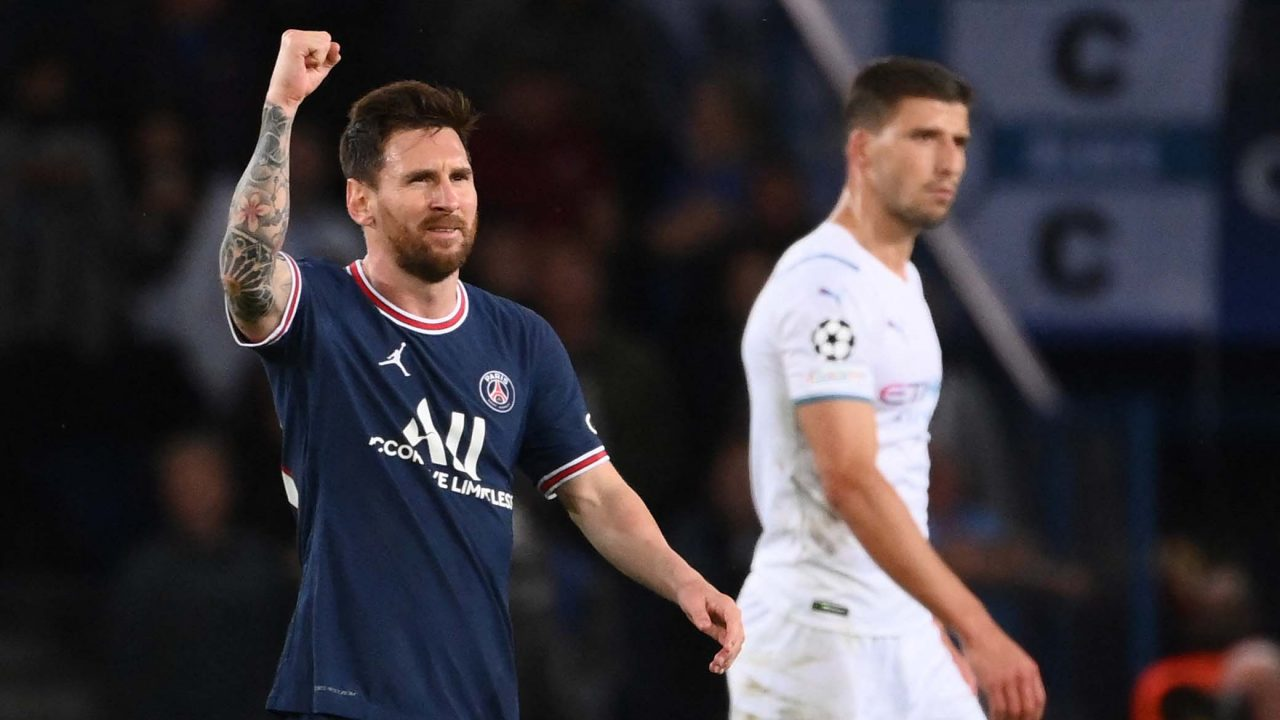 Messi off the mark for PSG in Champions League win over Man City   The  Guardian Nigeria News - Nigeria and World News — Sport — The Guardian  Nigeria News – Nigeria and World News